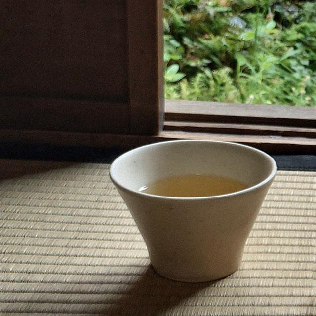 湯飲み茶碗、お気に入りの形