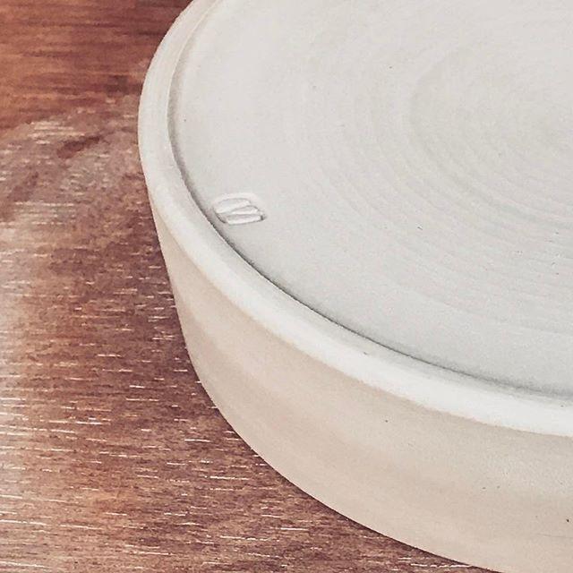 浅鉢の削り上げた写真