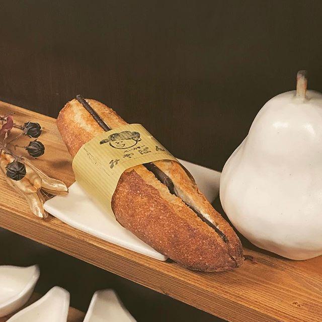 最近お気に入りでよく食べているパンの写真