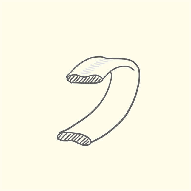 持ち手の断面の形