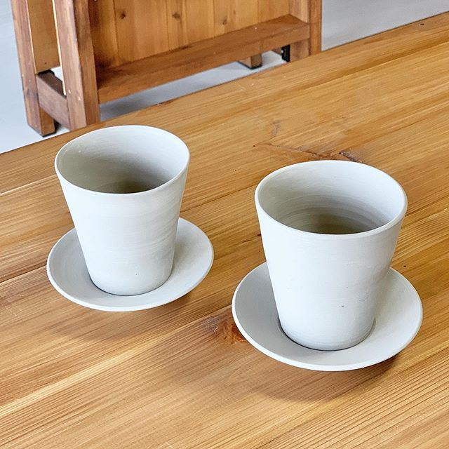 フリーカップと受け皿