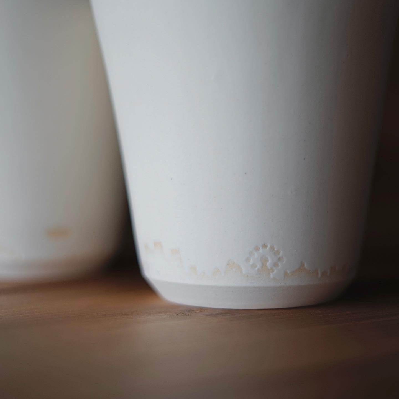 フリーカップ側面のズームアップ
